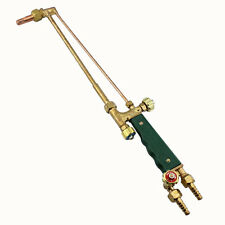 Brass Portable Oxy Acetylene Propane Cutting Welding Torch 48cm Long