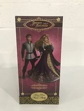 Limited Disney Store Fairytale Designer Collection Aurora & Prince Phillip Doll