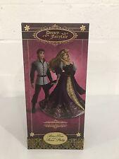 Limited Disney Store Fairytale Designer Collection Aurora & Prince Phillip Doll