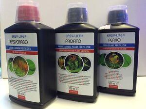 Plant Fertilizer - Easycarbo - Profito - Ferro- 500ml 3 PACK UK Easy Life