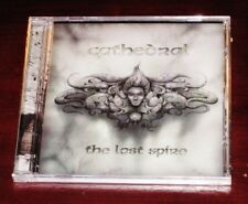 Cathedral: The Last Spire CD 2013 Rise Above Records UK RISECD150 NEW