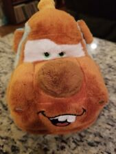 """Pillow Pets Authentic Disney Cars 11"""" Tow Mater Plush Pillow  FREE SHIPPING"""