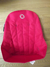 Bugaboo Cameleon Frog Seat Cover Liner  in Red Canvas Fabric