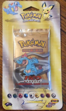 Pokemon NEO GENESIS Booster Pack From Box! Display Rack! Ultra Rare! Lugia?