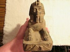 are antique ancient egyptian sphinx pyramid 2603-2578B.C.