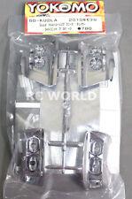 Yokomo 1/10 RC Car LIGHT BUCKETS GOODYEAR Racing Kunny JZX100 CHASER  #SD-KU2LA