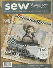 Sew Somerset •Coffee Cozies•Painted Pocket Journals•Freestyle Art Bags