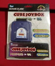 Mayflash Cube Joy Box 001 DDR Supported PS2 Controller Adapter for GC and Wii