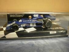 Minichamps 1:43 Tyrrell Ford 007 - Jody  Scheckter - 1975