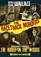 Edgar Wallace's Racetrack Murders / House In The (2015, DVD NIEUW)