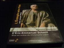 "RARE! DVD ""L'EVANGILE SELON PILATE d'apres E-E. SCHMITT"" Jacques WEBER / theatre"