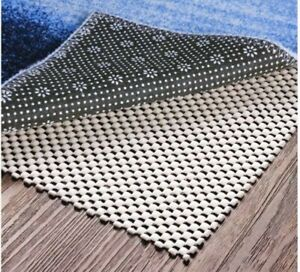 [2' x 8'] Premium Grip Non-Slip Area Rug Pad Gripper for Any Hard Surface Floors