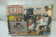 STAR WARS MODEL KIT MPC RETURN OF THE JEDI AT-ST COMMEMORATIVE EDITION SEALED