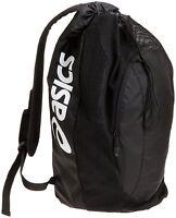 Asics Gear Bag Rucksack Sport Training Gear Bag ZR307 Schwarz