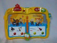 Vtech Touch & Learn Storytime Zoe's Muscial Adventure Learning Interactive Toy
