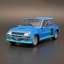 ixo 1/18 Renault 5 Turbo Diecast Car Model Alloy Toy Car