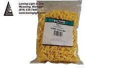 PANDUIT Knock-in Mounts KIMS-H500-M4 Cable Tie Mounts Nylon Yellow, 1000 Pieces
