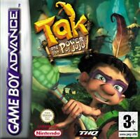 Tak and the Power of JuJu GBA - Nintendo Game Boy Advance (Game Only)