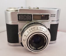 Braunnurnberg Braun Paxette Automatic Camera With Lens Made in Germany