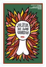 "Movie Poster 4 film""JULIETA of the Spirits""Italy.Fellini cinema art.Room decor"