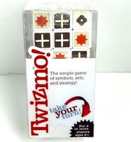 New Twizmo! Symbol Competitive Family  Strategy Game Twist Cube Symbol finding
