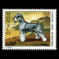 Monaco 1974 - International Dog Show Fauna - Sc 910 MNH