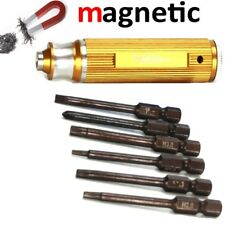 Powerhobby Hex / Mulit Driver Magnetic RC Tools Orange 1.5mm 2mm 2.5mm 3mm