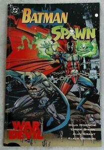 Batman Spawn War Devil (1994 DC/Image)