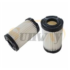 2 Air Filter for Atco Balmoral 14S 17S Qualcast Classic 35S 43S # Tecumseh 35066