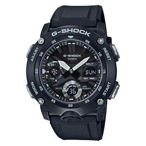 -NEW- Casio G-Shock Carbon Core Guard Watch GA2000S-1A