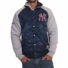 Majestic New York Yankees Baseball Hoodie Mens Medium MLB Hooded Top Jacket