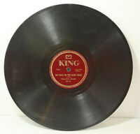 Grandpa Jones King 78rpm Record 601 Shes Gone Left Broken Heart Glory Road