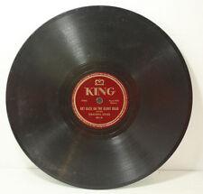 Grandpa Jones King 78rpm Record 601 Shes Gone Left Broken Heart Glory Road