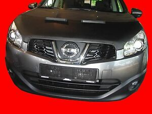 CAR HOOD BRA fit Nissan Qashqai - Dualis J10 2010-2013 NOSE FRONT END MASK