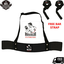 Mf Pro Arnold Weight Lifting Bodybuilding Bicep Arm Blaster Ez Bar Curl Arms