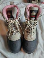 ITASKA Granite Thermolite Insulated Boots Waterproof Bottom Women's Size 9 Nice