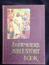 Ergermeier's Bible Story Book 1939 illustrated HC