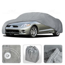 Car Cover for Mitsubishi Eclipse Outdoor Breathable Sun Dust Proof Protection