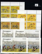 OD 4X SOMALIA 2000 - MNH - BICYCLES - SPORT - TRANSPORT - WHOLESALE
