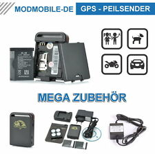 GPS Tracker TK102 C GSM GPRS SMS Auto Lkw Motorrad Kind Haustier Ortung Spion