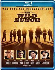 NEW BLU-RAY // The Wild Bunch -  William Holden, Ernest Borgnine ,  Robert Ryan