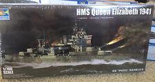 1/700 HMS Queen Elizabeth 1941 - Trumpeter #05794
