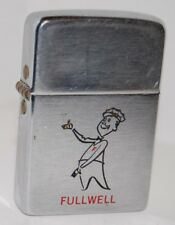 Vintage PARK Advertising LIGHTER - FULLWELL with Great Logo