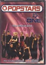 POPSTARS THE ONE (DVD,2003,Bilingual)