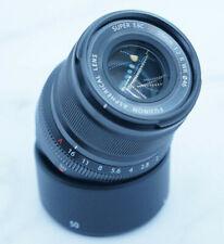 Fujifilm XF50mm F2 - Black