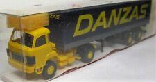 Roskopf 1:87 Saurer D 290/330 Tractor Trailer Truck Orig. Packaging 414 Danzas