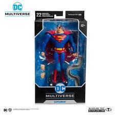 DC MULTIVERSE BATMAN: THE ANIMATED SERIES SUPERMAN 18CM ACTION FIGURE MCFARLANE