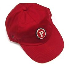 Perazzi Cotton Baseball Cap Red Peaked Hat Clay Pigeon Shooting
