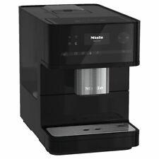 Miele CM6150 Countertop Coffee Machine - Obsidian Black