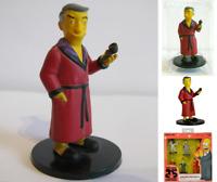 Figurine Simpson Hugh Hefner Série 1 Statue TV Film 25 Anniversaire Jouet NECA